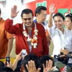 Erap happy, thankful for SC junking of disqualification petition