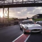 Jaguar unveils prototype for its upcoming lightweight E-Type