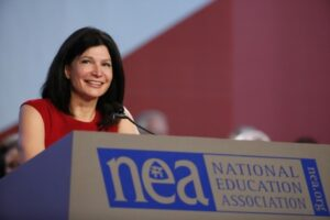 NEA President-elect Lily Eskelsen-Garcia from the NEA website