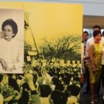 Aquino leads opening of photo exhibit of 'Cory Story'