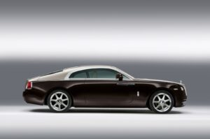 The Wraith has been a huge hit and a drop-top version could be bigger still. ©Rolls- Royce motor cars LTD