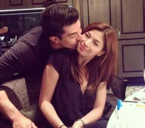 Luis Manzano and Angel Locsin (MNS photo)