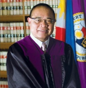 Associate Justice Mariano Del Castillo