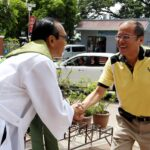 Aquino on ice bucket challenge: I have a cold