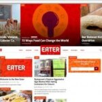 Food blog Eater.com launches major redesign