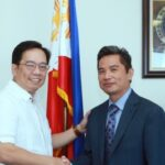 De Castro, new PHL honorary consul for San Diego