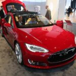 Tesla chief says self-driving cars just around corner