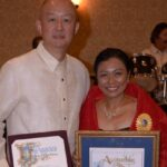 Philippine Heritage Institute honors former DOT-LA chief Annie Cuevas