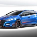 Honda revs up for Paris with hot Civic Type-R