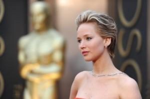 Jennifer Lawrence ©AFP PHOTO / Robyn BECK