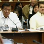 Drilon says Binay Jr. should accept suspension order