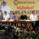 5 Bohol quake victims to dine with Pope Francis