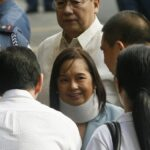 Gloria Arroyo seeks temporary house arrest to attend grandson's wake