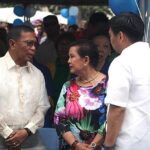 Wife Elenita wants VP Binay to drop presidential bid