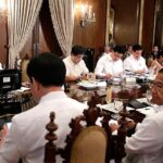 Aquino meets Binay, Cabinet on Yolanda rehab implementation