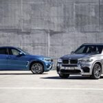 BMW unveils the X5M and X6M ahead of LA