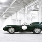 Jaguar offers driving sessions aboard legendary models
