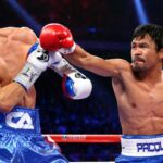 Pacquiao says Mayweather has 'nowhere to run'