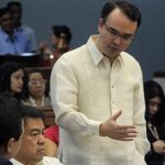 Cayetano links Robin's tirade to Taguig politics