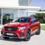New Mercedes GLE fuses coupé and crossover