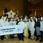 Consulate joins parishes across Los Angeles in Simbang Gabi And 12th Annual Parade of Parols