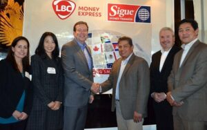 LBC's money transfer service covers countries with large Filipino populations, including the United States, Canada, Hong Kong and Saudi Arabia. Sigue, a leading money transfer service based in the United States, now serves over 130 countries and has over 75,000 payout partners worldwide. Indeed, this partnership has now given both companies access to most parts of the globe. Officials from both sides affirm their partnership with a handshake.