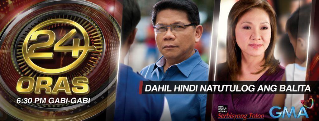 GMA Network dominates Urban Luzon and Mega Manila TV