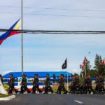 PNP, AFP in symbolic walk of unity