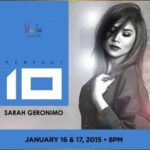 Get Free Tickets to see Sarah Geronimo at the Pechanga Theater