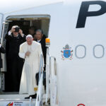 Pope ends record-setting Asia tour