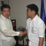 DILG serves suspension order on Makati Mayor Junjun Binay