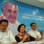 Pope Francis practicing English speeches for PHL visit, Vatican says