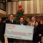 Toyota of Glendale makes $25,000 donation for Philippine Typhoon relief