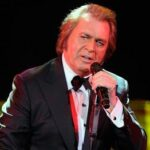 Charmed by singer/composer Engelbert Humperdinck at the Saban