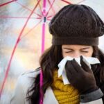 Over 30? Flu less frequent: study