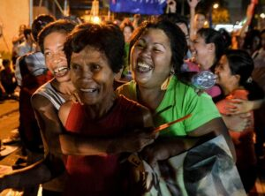 Mary Jane Veloso brought back to Yogyakarta prison