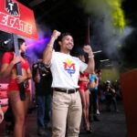Las Vegas welcomes Pacquio with a grand fan rally