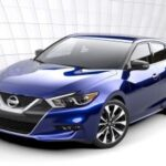 The Nissan Maxima lives up to its four-door sportscar maxim