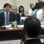 Drilon will consult Bongbong Marcos if there is a need to meet Aquino on BBL