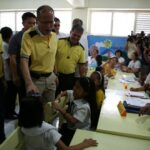 Exempt classroom construction from election ban: Recto