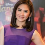 Is Sarah G planning to settle down in 5 years?