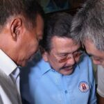 VP Binay floats Erap as running mate in 2016