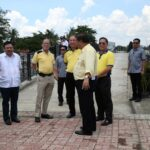 PNoy leads renaming of Iloilo roads after Cory, Ninoy