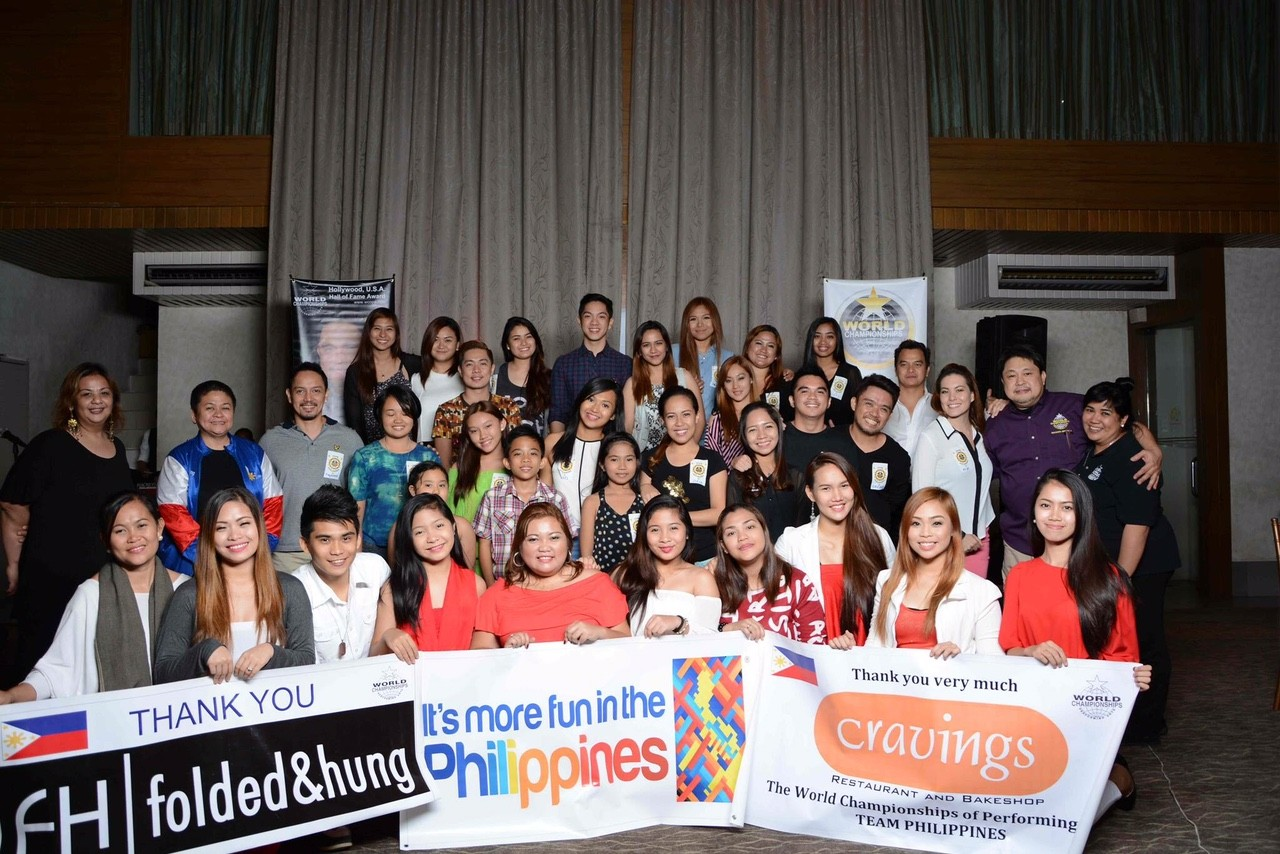 WCOPA Team Philippines: Preserving the good name of the Filipino