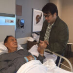 Sandiganbayan grants Bong Revilla's request to visit Ramon Sr. at hospital