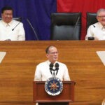 Aquino starts final SONA by enumerating alleged scams under Gloria Arroyo