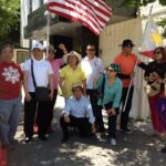 Fil-Ams stage protest vs China at China Consulate in Los Angeles