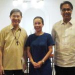 Binay, Poe, Roxas have 'friendly' meet; shun politics