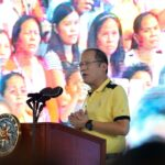 President Aquino signs law establishing a sports academy in Surigao del Norte