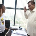 Binay denies hand in spread of fake money bearing Roxas' face